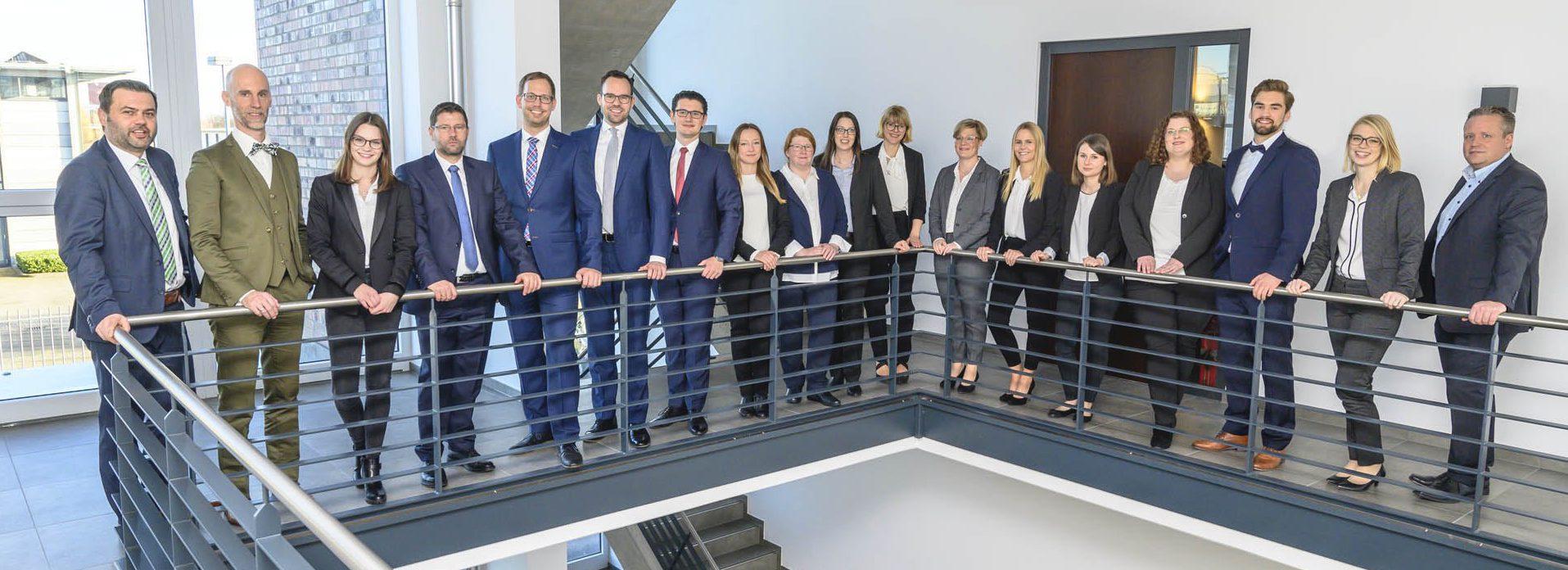 Mitarbeiter BZG Steuerberater Wirtschaftsprüfer Rechtsanwalt Münster
