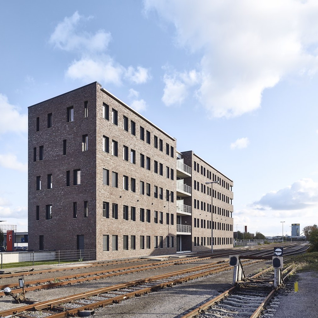 BZG, Businessdock Münster, Gebäude F